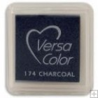 Versacolor Cube Ink Pad Charcoal