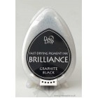 Brilliance ink - Pearlescent Graphite Black
