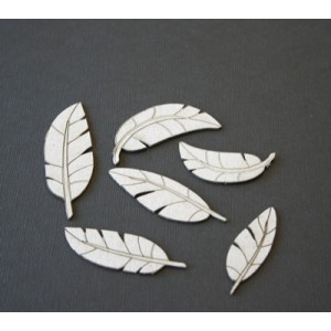 Indian Feathers Set