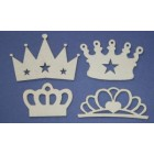 Crowns - Set of 4
