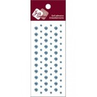 Zva Creative - Dots Crystal - Soft Blue