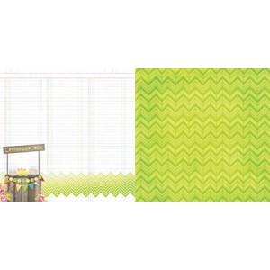 Bo Bunny - Lemonade Stand - Lemonade Stand paper
