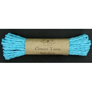Green Tara - Paper String Blue