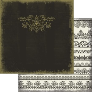 Manor House - Believe paper collection - Lace