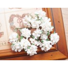 Manor House - Frilly mini roses - Ivory