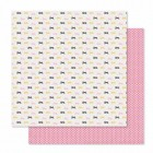 Pink Paislee - Bella Rouge - Pretty Bows Paper