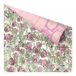 Prima Marketing - Garden Fable - Primrose & Proper printed paper