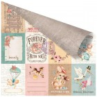 Prima - Heaven Sent Collection - 12 x 12 Double Sided Paper - Special Delivery