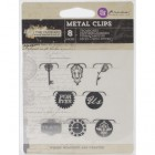 Prima Marketing - Time Traveler - Metal Clips