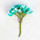 Prima - Flower Bundles - Teal