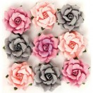 Prima - Rose Quartz Collection - Thassos Paper Flowers
