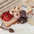 Prima Marketing - Vintage Emporium Collection - Flowers - Puccini