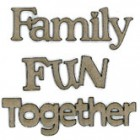 Family Theme Pack- family/fun/together