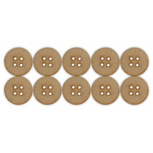 Large Round Buttons