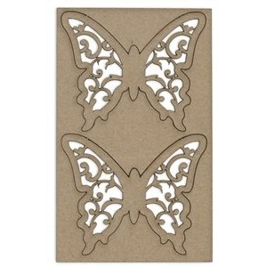 Flourish Butterfly Small