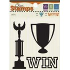 We R Memory Keepers - Clear Stamp - MVP Win