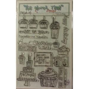 Rachelle Minett Design - Wish it stamps