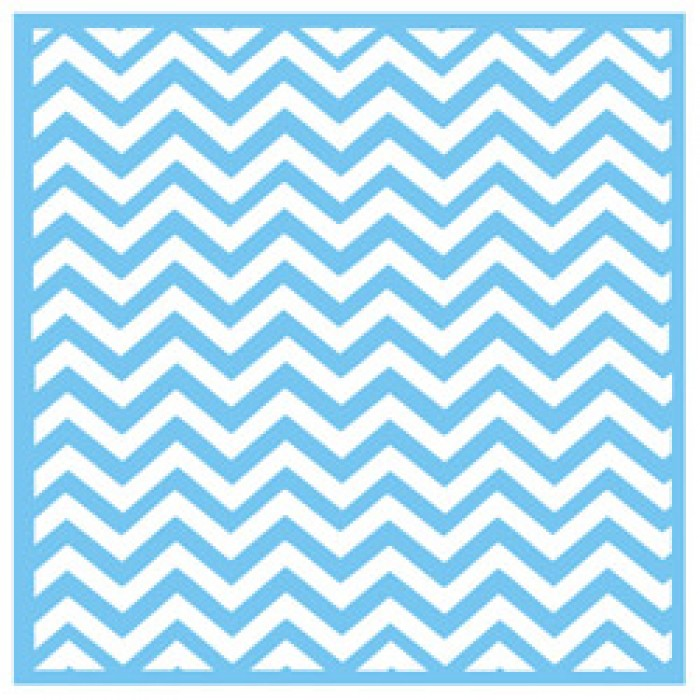 chevron template for word