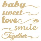 Baby Sweet Love Smile Together